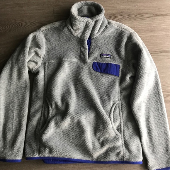 Patagonia Jackets & Blazers - Patagonia quarter button up fleece pullover